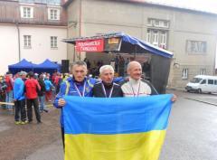 Наш легкоатлет став Чемпіоном України у бігу на 10 км
