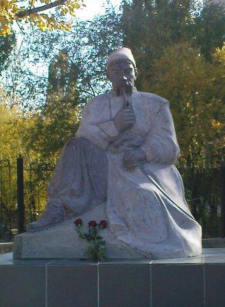 Памятник казакам в Северодонецке