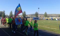 В Луганской области прошли «Первые сельские игры»
