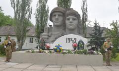 У Сєвєродонецьку пройшов мітинг-реквієм з нагоди Дня пам'яті та примирення