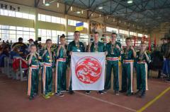 8 северодонецких луганчан завоевали 30 медалей чемпионата Украины по кикбоксингу