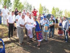 «День поля – 2015» відбувся в Троїцькому районі