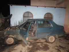 В Северодонецке сожгли два автомобиля