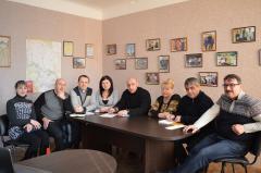 Представники спортивної спільноти східної та західної  України обговорили плани співпраці у поточному році