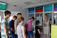 Сервісний центр МВС прийняв дітей з Сєвєродонецької школи-інтернат
