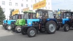 Луганские аграрии поддержали всеукраинский страйк