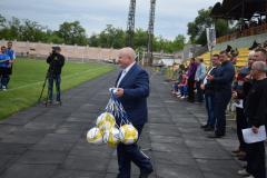 У Сєвєродонецьку стартував Чемпіонат Луганської області з футболу