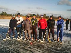 Хоккей с мячом: формирование Северодонецкой команды