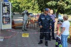 В магазине Северодонецка разлили ртуть, понадобилась помощь спасателей