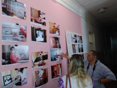 Выставка «Остановим туберкулез вместе» открылась в Северодонецке