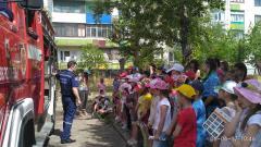 У Сєвєродонецьку пройшла акція «Запобігти! Врятувати! Допомогти!»