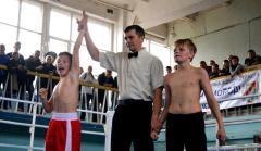 Кикбоксинг на Луганщине: самые достойные встретились на одном ринге