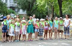"""СДЮК """"Юность"""" открыл вторую смену летних оздоровительных площадок на базе четырех клубов по месту жительства"""