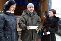 ООН передала Луганській облдержадміністрації понад 200 тисяч бланків для реєстрації переселенців