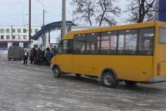 В Лисичанске хотят незаконно повысить цены на проезд в маршрутках