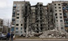 В январе в Лисичанске демонтируют печально известную многоэтажку №17