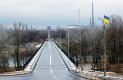 Обновленный мост между Лисичанском и Северодонецком откроют 6 декабря