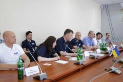 У Сєвєродонецьк завітала делегація СММ ОБСЄ