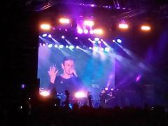 Концерт «Океана Эльзы» в Лисичанске. Несмотря на ливень