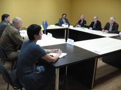 Георгій Тука зустрівся з представниками ООН в Україні