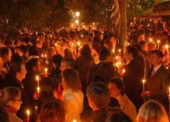 Запрошуємо сєверодончан і гостей міста на нічне Пасхальне богослужіння УПЦ Київського Патріархату