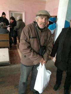 Северодонецкие волонтеры привезли помощь от Международного Зеленого Креста