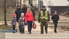 В Северодонецке возле школ дежурят наряды ДПС