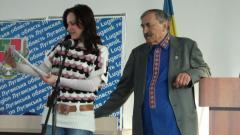Писатель Григорий Половинко отпраздновал свой 70-летний юбилей в Северодонецке