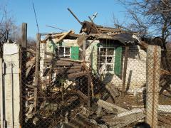 Терористи накрили вогнем житловий масив поблизу Попасної