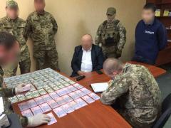 Луганская полиция задержала бизнесмена, предложившего военному прокурору 150 тысяч взятки