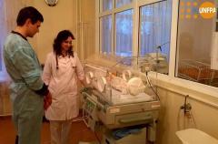 Відбулася передача обладнання для пологового будинку Луганської області