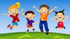Cвяткові заходи, присвячені Міжнародному Дню захисту дітей