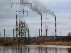 Боевики ЛНР нанесли удар по проходной Луганской ТЭС