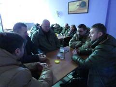 Представители общественности встретились с организаторами блокады
