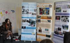 В Северодонецке открылась выставка о правах человека
